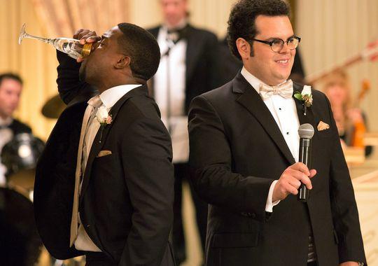 the wedding ringer kevin hart josh gad