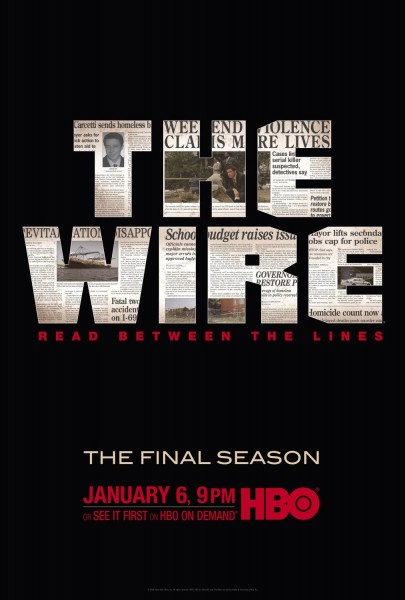 the-wire-season-5-poster