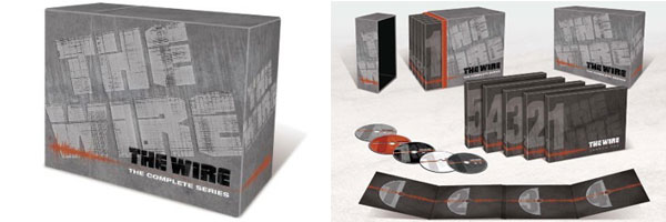 THE WIRE The Complete Series slice