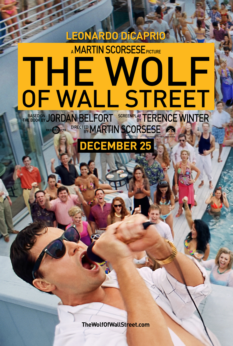 Wolf Of Wall Street Interview: DiCaprio, Scorsese, Winter ...