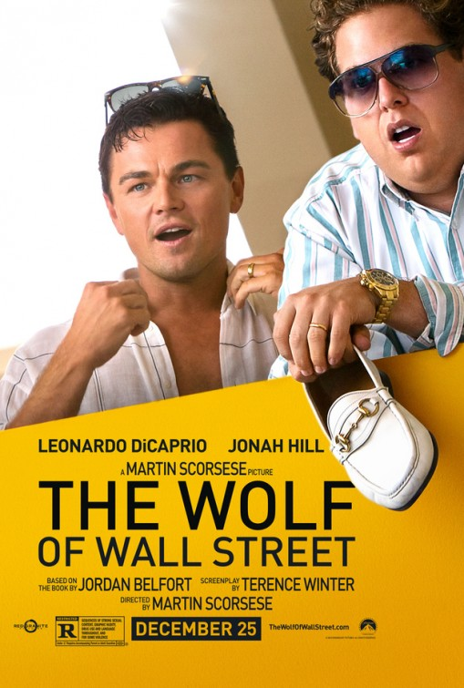 New featurettes for the wolf of wall street go behind the scenes of