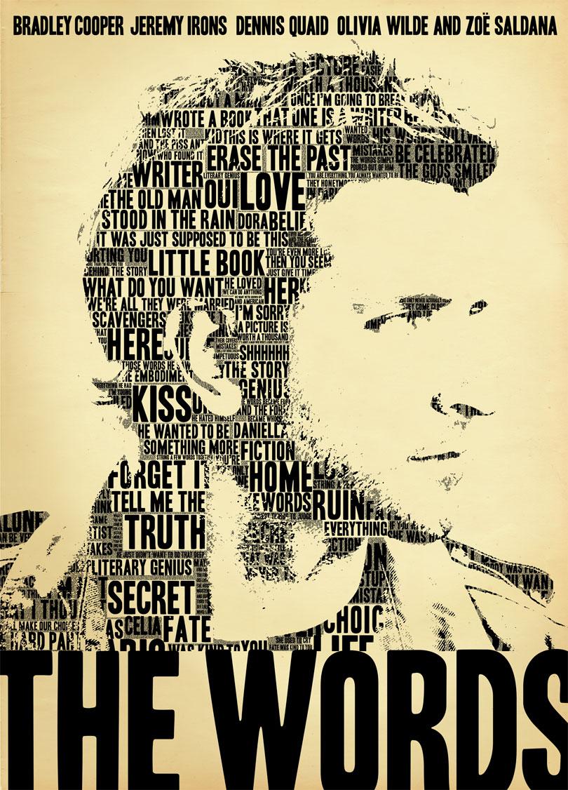 - [Ciné] Vous allez aimer 2012 - The Words the words poster