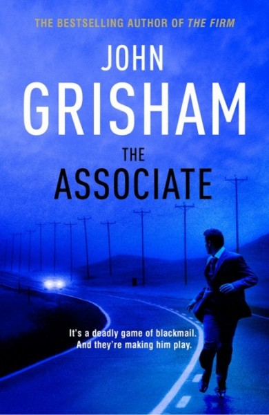 the_associate_john_grisham_book_cover