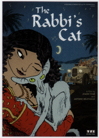 the_rabbis_cat_poster