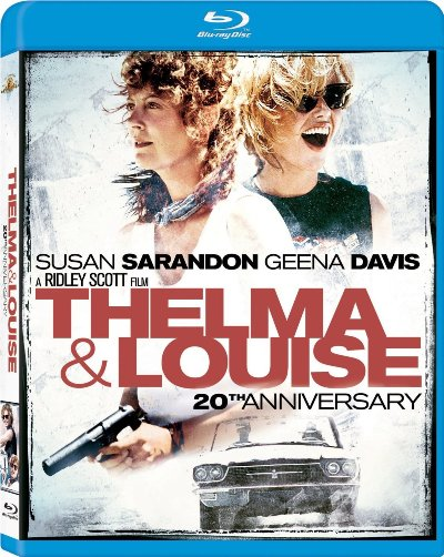Brad Pitt Thelma And Louise. thelma-and-louise-blu-ray-