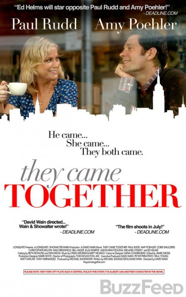 they-came-together-poster
