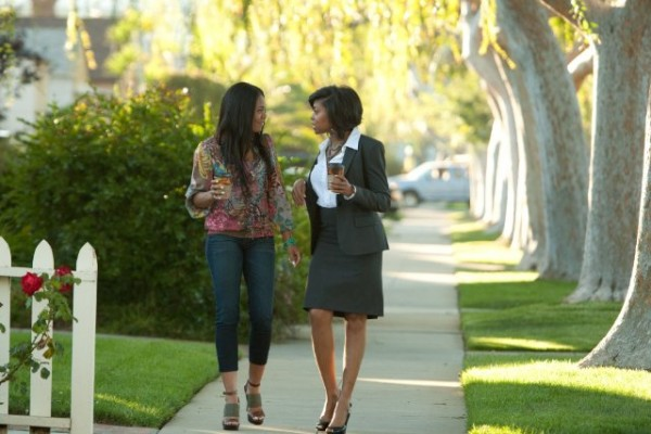 think like a man taraji p henson regina hall