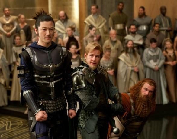thor-2-sequel-zachary-levi-warriors-three