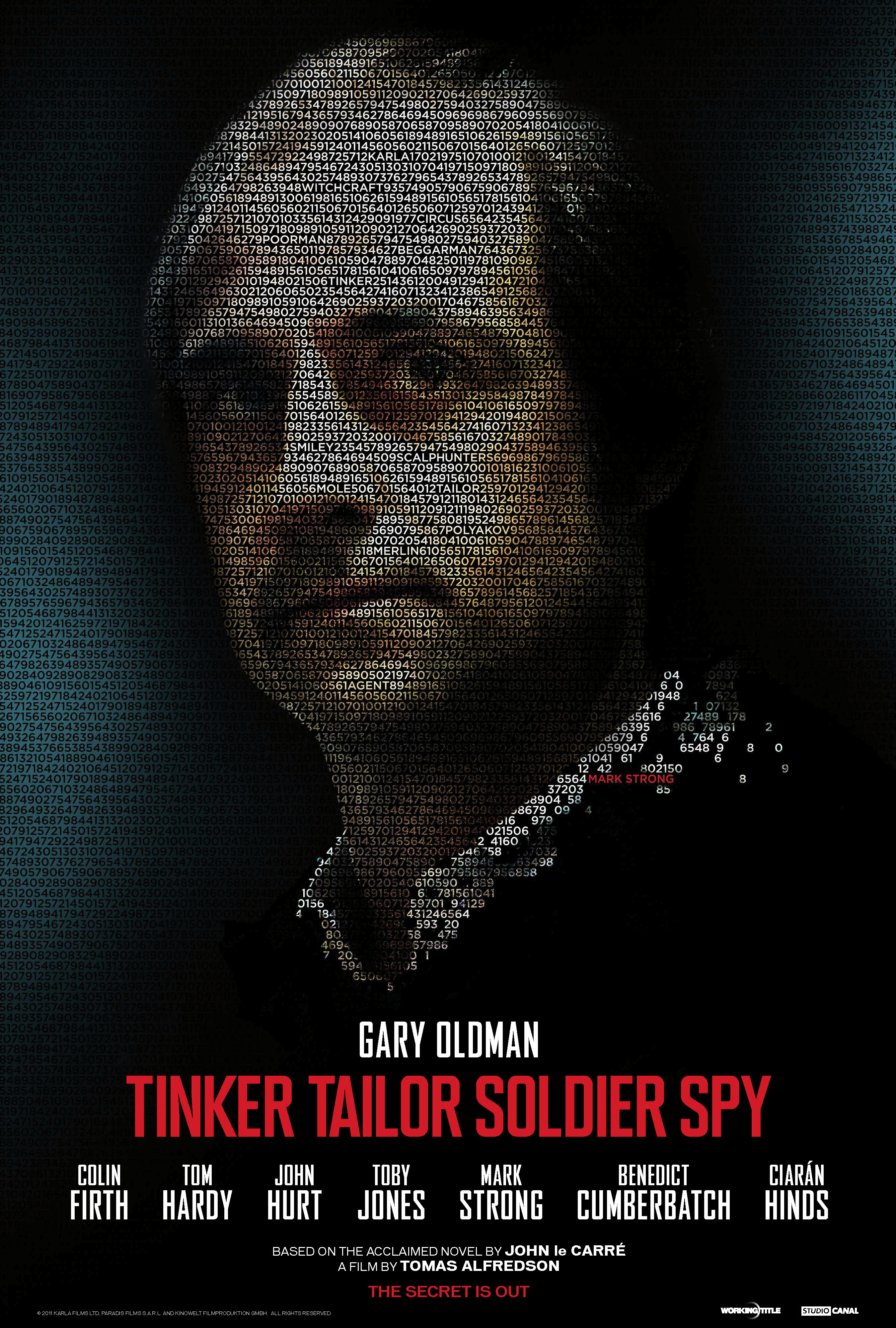 tinker tailor soldier spy movie poster mark strong 01 Virexy Free Porn