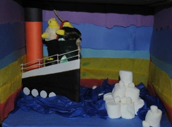 titanic-peeps