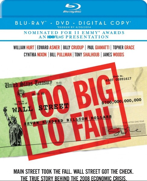 too big to fail blu ray cover