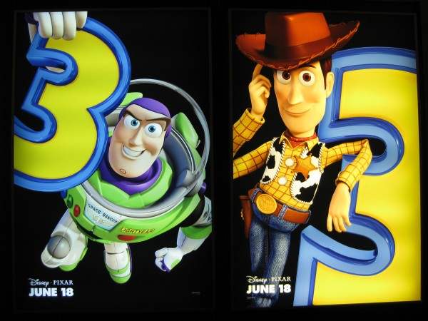 Toy Story 3 movie posters