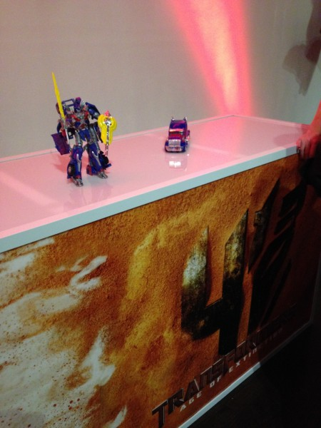 transformers 4 optimus prime toy