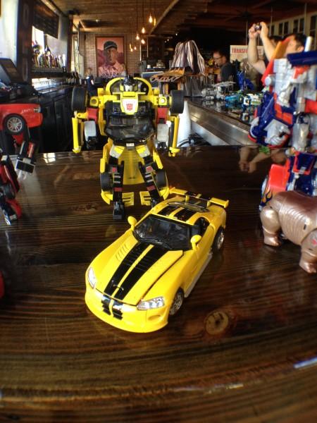 transformers comic con breakfast (2)
