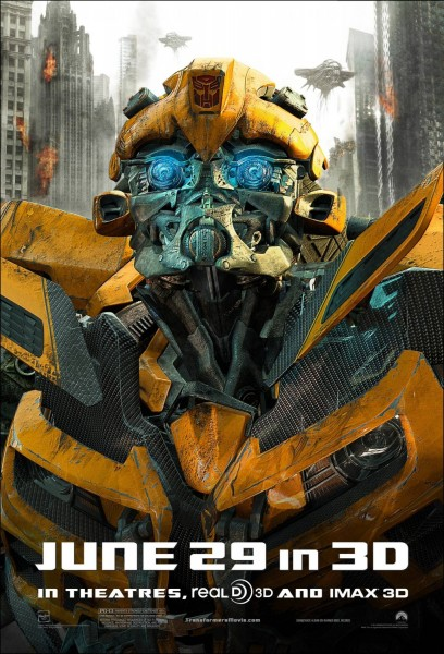 transformers-dark-of-the-moon-bumblebee-poster