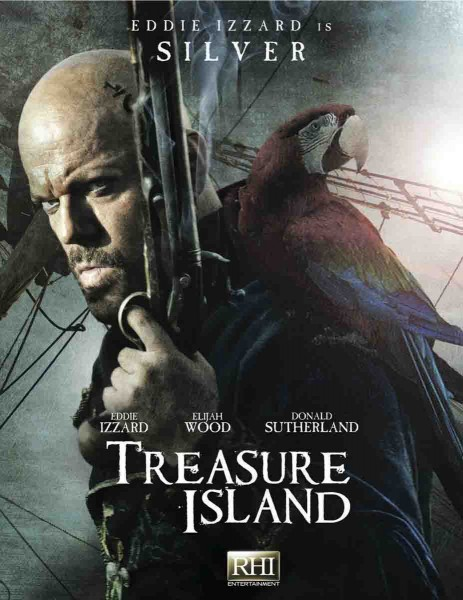treasure island poster eddie izzard