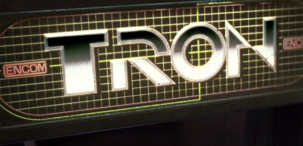 Tron Legacy movie image Tron video game Flynn's Arcade Encom