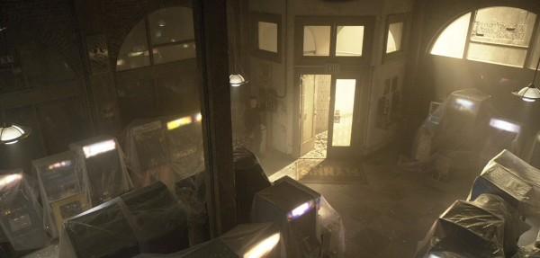 Tron Legacy movie image Flynn's Arcade