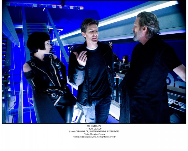 Tron Legacy movie image The End of the Line Club Jeff Bridges
