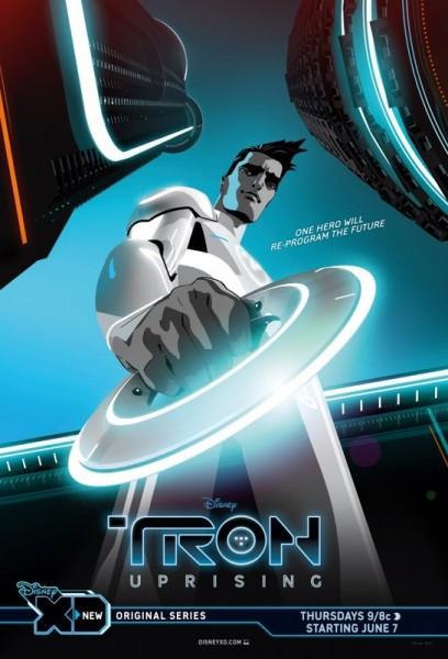 tron uprising poster