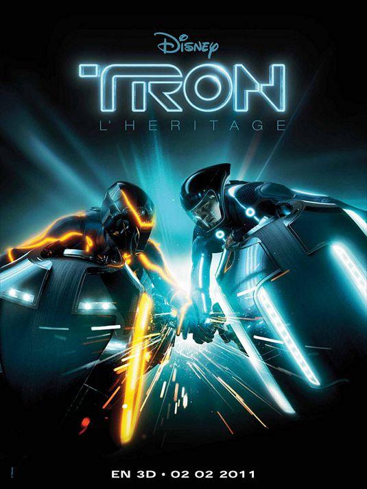 Cinéma, sorties et films vus... Tron_legacy_international_french_poster_01