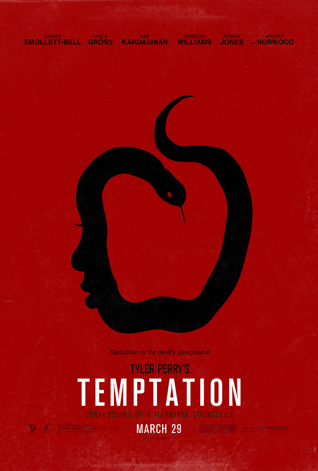 Tyler Perry's Temptation 2013 movie