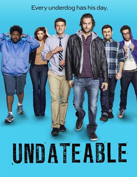 Undateable poster