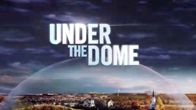 UNDER THE DOME TV Show Trailer. UNDER THE DOME Stars Dean Norris ...