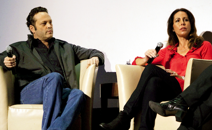 Vince Vaughn And Victoria >> Collider