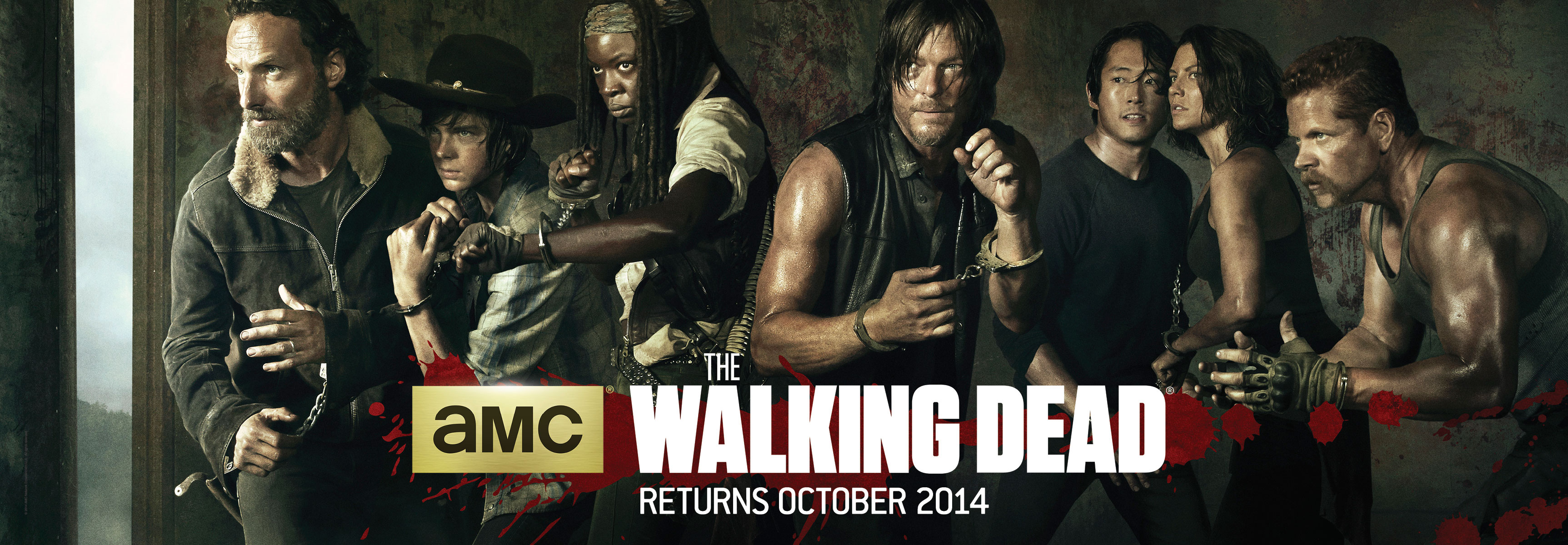 The Walking Dead Season 5 Trailer and Comic-Con Panel Recap Featuring Norman Reedus | Collider