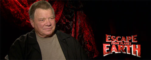 william-shatner-escape-from-planet-earth-interview-slice