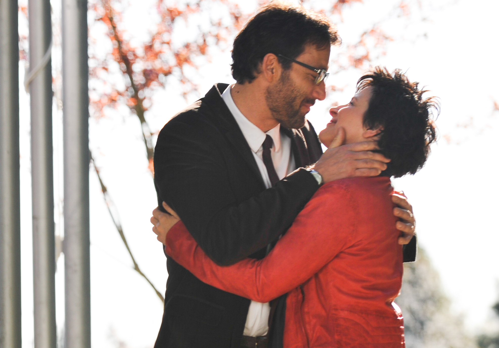 WORDS AND PICTURES Image Featuring Clive Owen and Juliette Binoche