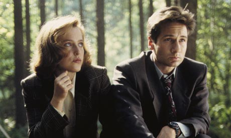 x files gillian anderson david duchovny