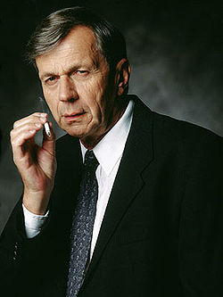 x files smoking man
