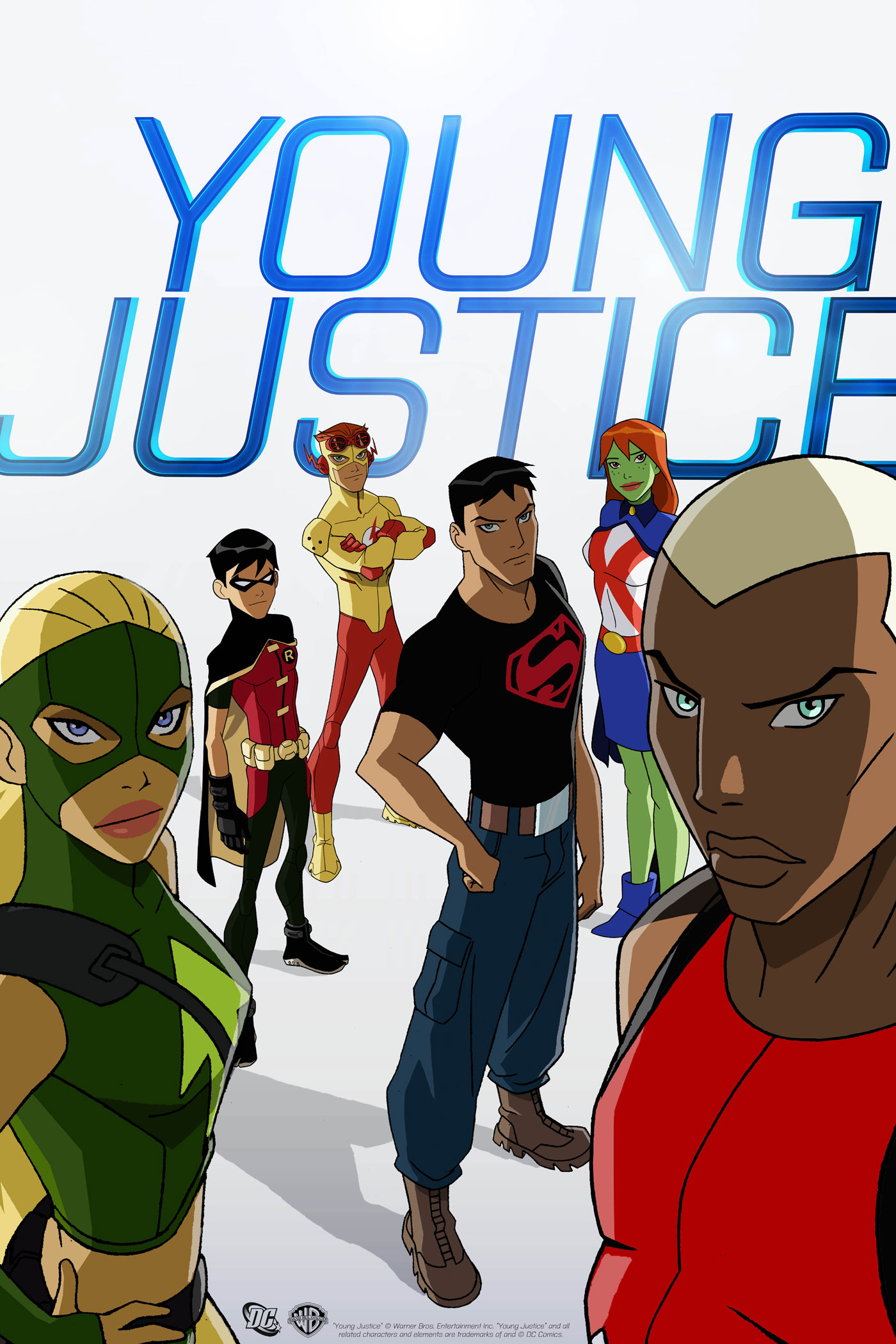 Young justice (dessin animé dc) Young-justice-image-cartoon-network-high-res-poster